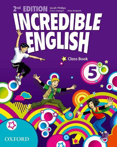 Incredible English: 5: Class Book - Incredible English (Paperback)