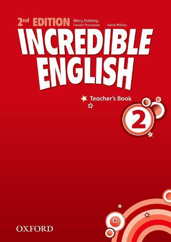 Incredible English: 4: Teacher's Book - Incredible English (Paperback)