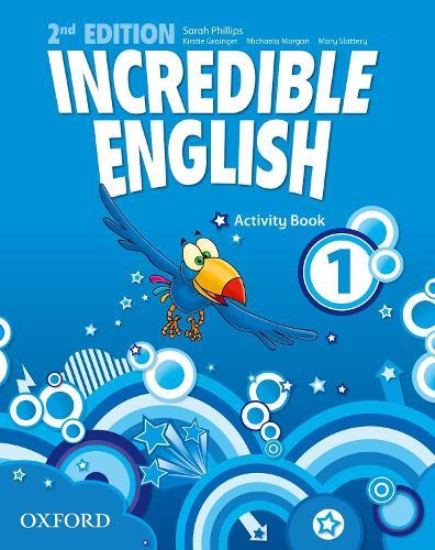 Incredible English: 1: Activity Book - Incredible English (Paperback)