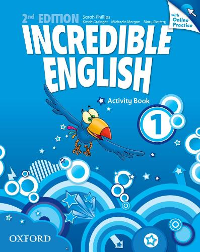 Incredible English: 1: Workbook with Online Practice Pack - Incredible English