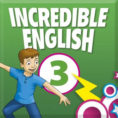 Incredible English 3 Access Code Card Pack