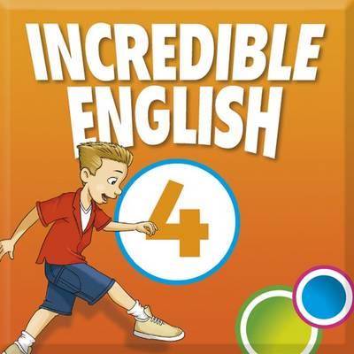 Incredible English 2e 4 Access Code Card Pack