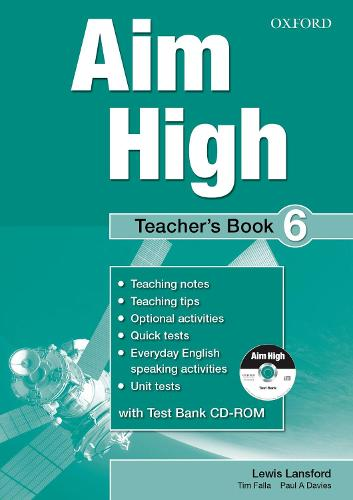 Aim High: Level 6: Teacher's Pack - Aim High