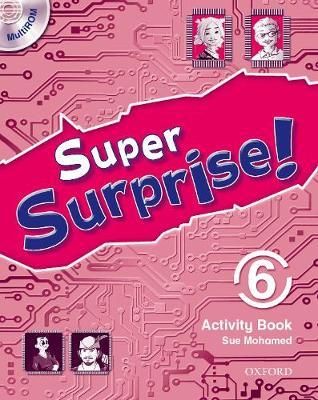 Super Surprise!: 3: Activity Book and MultiROM Pack - Super Surprise!