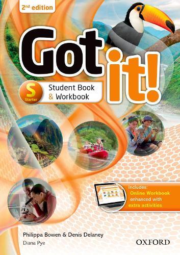 Got it!: Starter: Students Pack with Digital Workbook - Got it!
