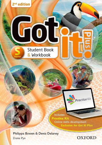 Got it! Plus: Starter: Student Pack: Get it all with Got it! 2nd edition! - Got it! Plus