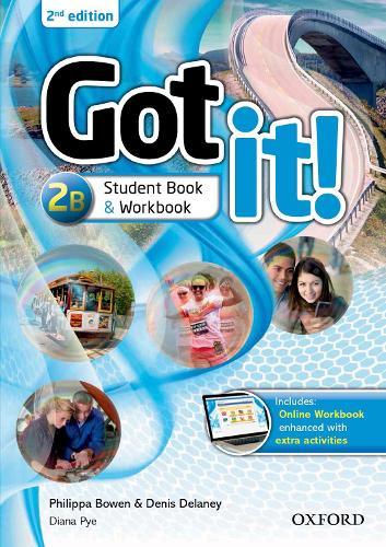 Got it!: Level 2: Student's Pack B - Got it!