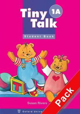 Tiny Talk 1: Pack (A) (Student Book and Audio CD) - Tiny Talk 1