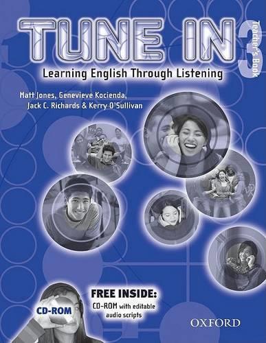 Tune In 3: Teacher's Book - Tune In 3