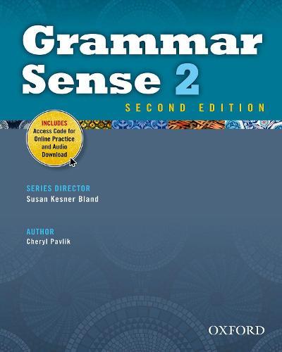 Grammar Sense: 2: Student Book with Online Practice Access Code Card - Grammar Sense