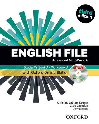English File: Advanced: MultiPACK A with Online Skills: The best way to get your students talking - English File