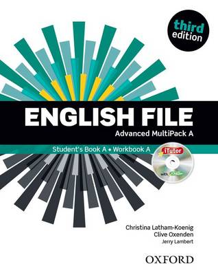 English File: Advanced: MultiPACK A: The best way to get your students talking - English File