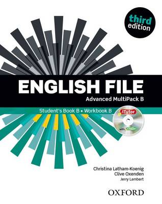 English File: Advanced: MultiPACK B: The best way to get your students talking - English File