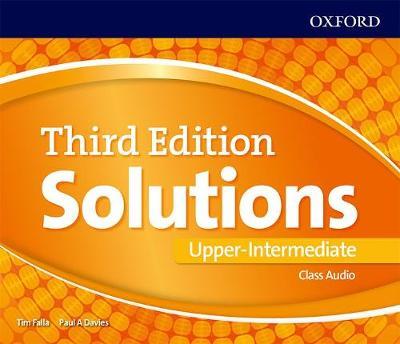 Solutions: Upper-Intermediate: Class Audio CDs - Solutions (CD-Audio)