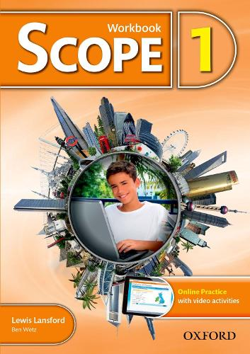 Scope: Level 1: Workbook with Online Practice (Pack) - Scope