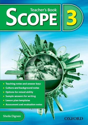 Scope: Level 3: Teacher's Book - Scope (Paperback)