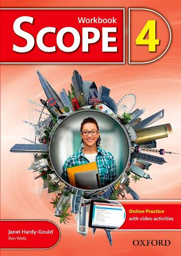 Scope: Level 4: Workbook with Online Practice (Pack) - Scope
