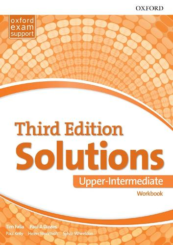Solutions: Upper-Intermediate: Workbook: Leading the way to success - Solutions (Paperback)