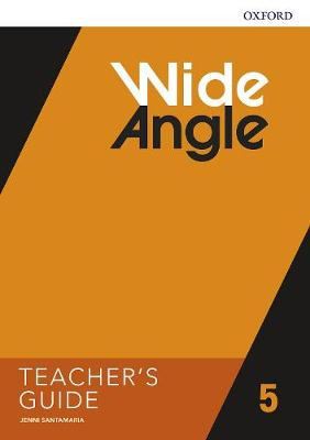 Wide Angle: Level 5: American Teachers Guide - Wide Angle (Paperback)