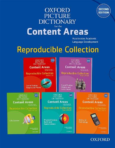 Oxford Picture Dictionary for the Content Areas: Reproducibles Collection Pack - Oxford Picture Dictionary for the Content Areas