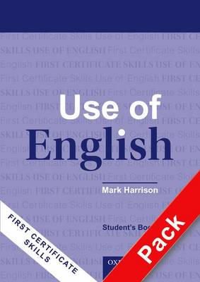 First Certificate Skills: Use of English: Teacher's Pack