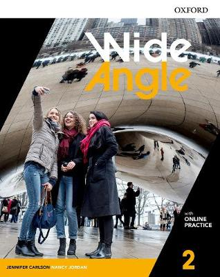 Wide Angle: Level 2: Student Book with Online Practice - Wide Angle
