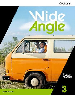 Wide Angle: Level 3: Student Book with Online Practice - Wide Angle