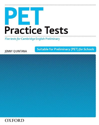 PET Practice Tests:: Practice Tests Without Key by Jenny