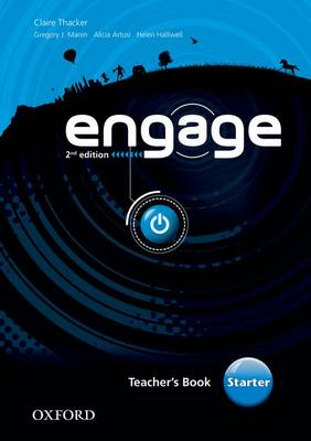 Engage: Starter: Teacher's Book - Engage (Paperback)