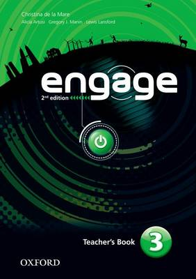 Engage: Level 3: Teacher's Book - Engage (Paperback)