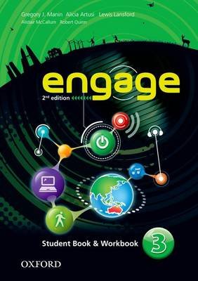Engage: Level 3: Student Book and Workbook with MultiROM - Engage