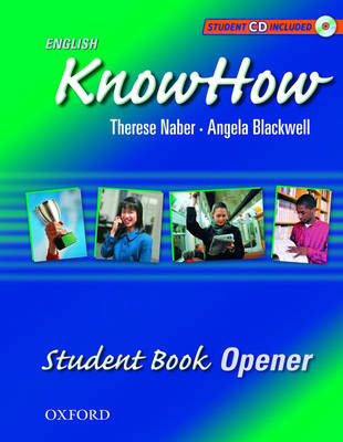 English Knowhow: Student Book Opener