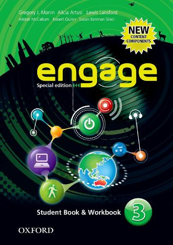 Engage Special Edition 3 Student Pack