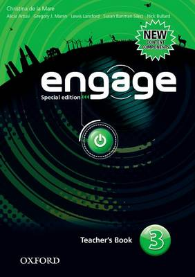Engage Special Edition 3 Teachers Pack