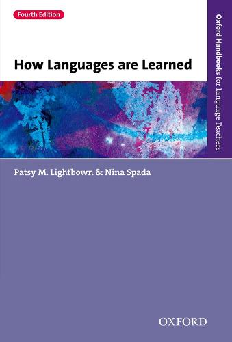 How Languages are Learned (Paperback)