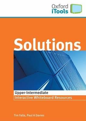 Solutions iTools: Upper-Intermediate - Solutions iTools (Hardback)