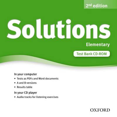 Solutions: Elementary: Test Bank CD-ROM - Solutions (CD-ROM)
