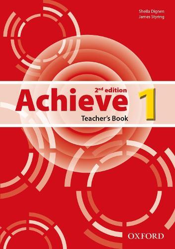 Achieve: Level 1: Teacher's Book - Achieve (Paperback)