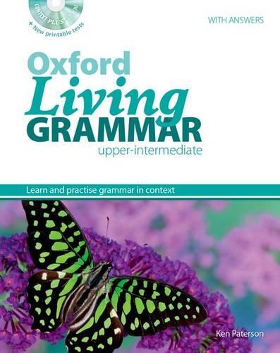 Oxford Living Grammar: Upper-Intermediate: Student's Book Pack - Oxford Living Grammar