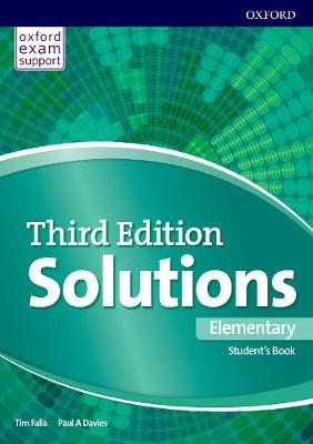 Solutions: Elementary: Student's Book and Online Practice Pack - Solutions