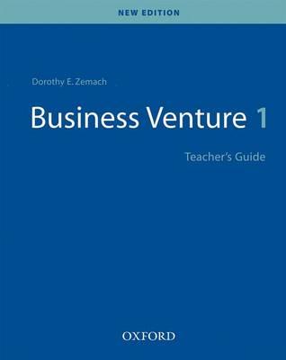 Business Venture: Teacher's Guide Level 1 (Paperback)