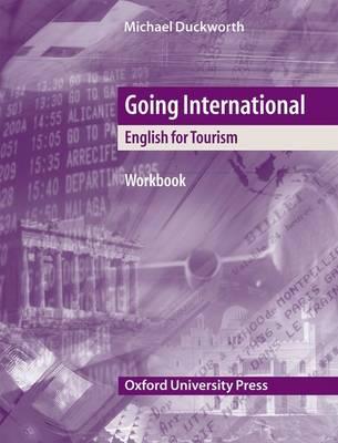 Going International: Workbook: English for Tourism (Paperback)