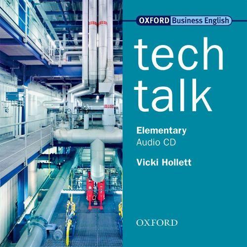 Tech Talk Elementary: Class Audio CD - Tech Talk Elementary (CD-Audio)