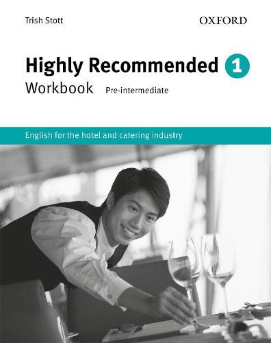 Highly Recommended, New Edition: Workbook - Highly Recommended, New Edition (Paperback)