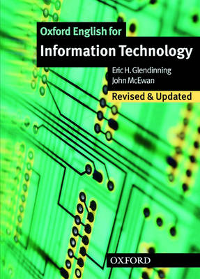 Oxford English for Information Technology: Student's Book - Oxford English for Information Technology (Paperback)