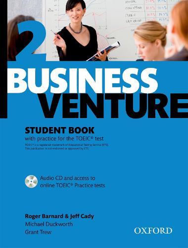 Business Venture 2 Pre-Intermediate: Student's Book Pack (Student's Book + CD) - Business Venture 2 Pre-Intermediate