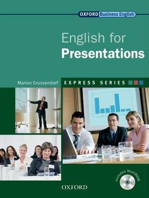 Express Series: English for Presentations: A Short, Specialist English Course