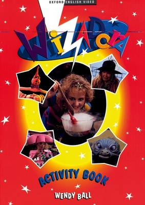 Wizadora: Activity Book - Wizadora (Paperback)