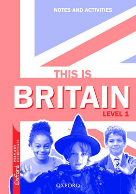 This is Britain, Level 1: Teachers Notes and Activities (Paperback)