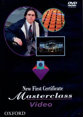 New First Certificate Masterclass: Levels 1 & 2 (DVD)